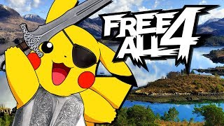 The Immortal Pikachu (FFA)