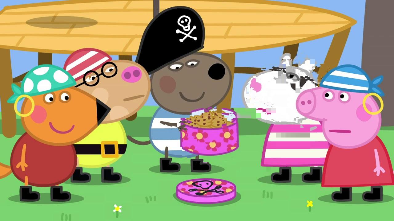 Bing Bong Zoo | Peppa Pig Songs | Peppa Pig Nursery Rhymes & Kids Songs