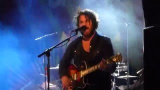 Augustines - Are We Alive - Live @ Manchester Academy 2 - 20th April 2016
