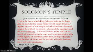 Part 1 Bible study of lucifer/satan with scriptures