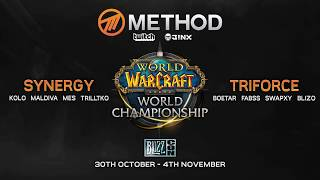 METHOD BLIZZCON 2017 WORLD OF WARCRAFT CHAMPIONSHIP HYPE!