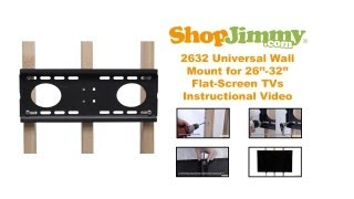 How To Hang Tv Wall Mount On Wall With Studs