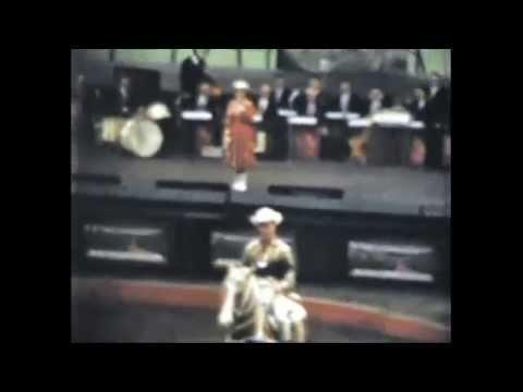 Roy Rogers Dale Evans 1959 Sarasota Florida