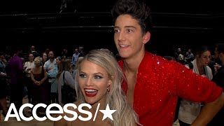Milo Manheim Is Thrilled To Make It To The 'DWTS' Finals: 'I Can't Explain This Feeling' | Access