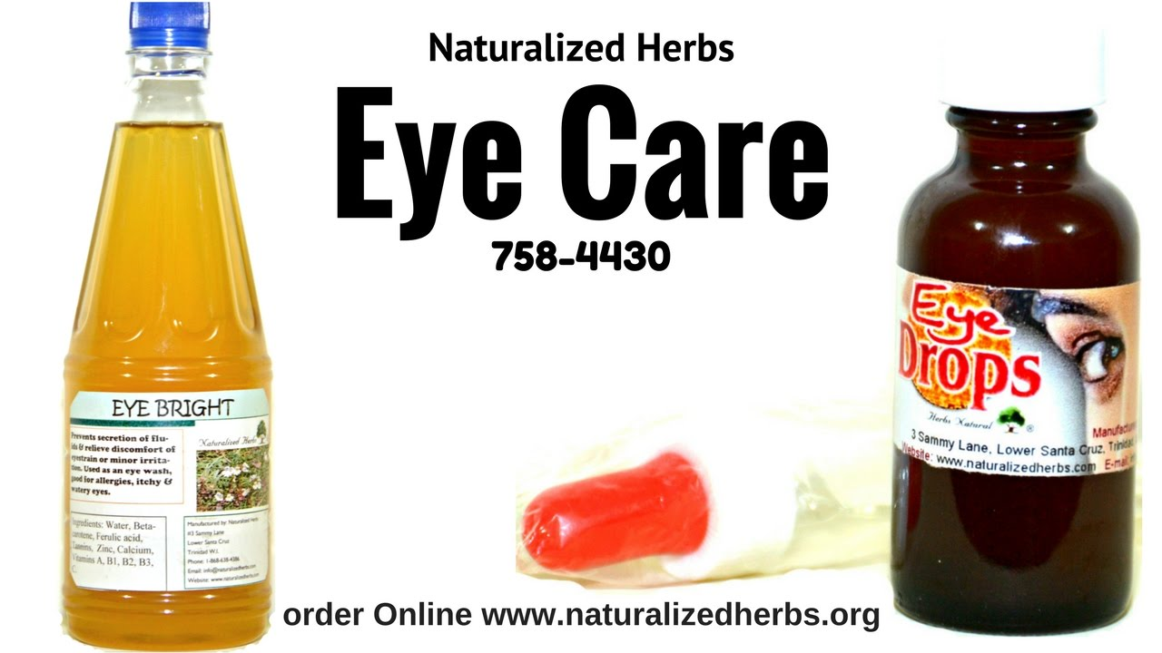 Eye Care Solutions Bright Solution Drops