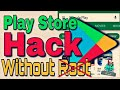 Google Play Store Hack no root | play store hack without root | mod | hacker | crack | kjs store