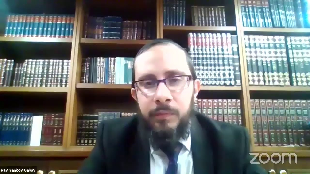 19/11/2020 - Tirer des leçons de Yaakov et Essav - Rav Gabay