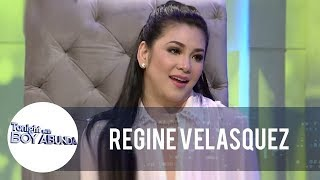 TWBA: Regine Velasquez shares that Gelli De Belen is a good friend of her
