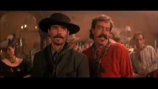 Tombstone   Doc Holliday meets Johnny Ringo