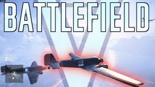 Battlefield V: Firestorm Highlights