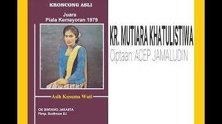 Kr. MUTIARA KHATULISTIWA - Toto Salmon (Album Juara Piala Kemayoran 1979)
