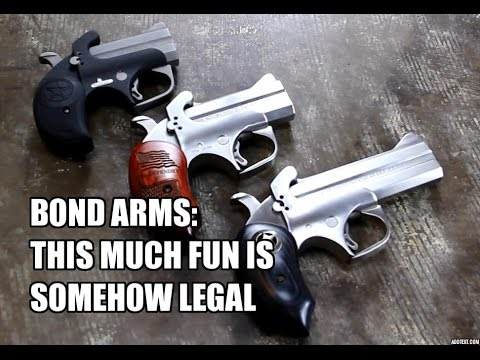 Bond Arms: This Much Fun is Somehow Legal
