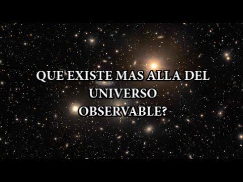 Resultado de imagen de Más allá del Universo visible
