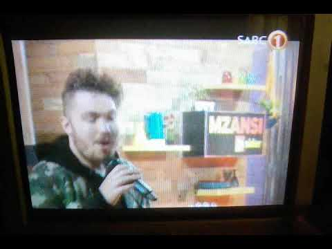 TIMO OVD perfoming i need you on mzansii insider