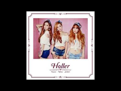 GIRLS' GENERATION-TTS (The 2nd Mini Album) 'Holler'