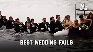 Best Wedding Fails  Funniest Wedding Fails Compilation 2021