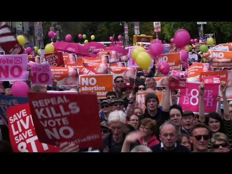 Exit polls indicate Ireland abortion ban may be repealed