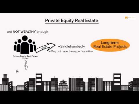 Term of the week - Private Equity Real Estate