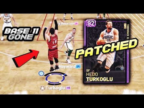 2k patched the most overpowered card in NBA 2k19 MyTeam.... thumbnail