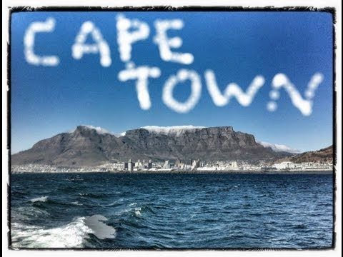 Visiting Cape Town - South Africa