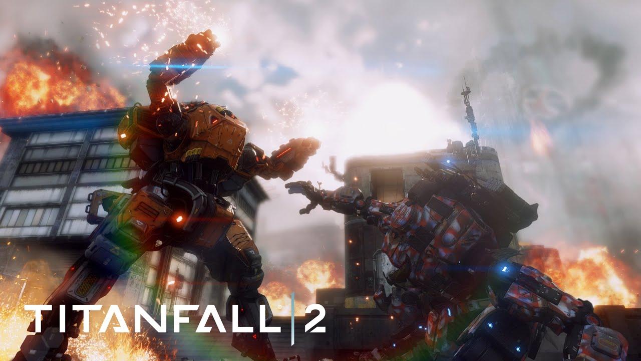 《Titanfall 2》- 天使城實機遊戲預告片 - YouTube