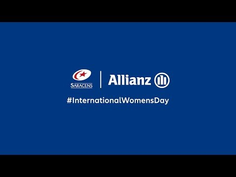 Saracens Women | International Women's Day (Pt 1)