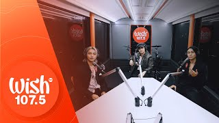 """Download JBK performs """"Crazy"""" LIVE on Wish 107.5 Bus"""