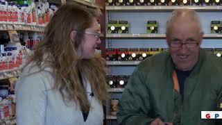 Sen. Schmidt tours Harmony Health Foods