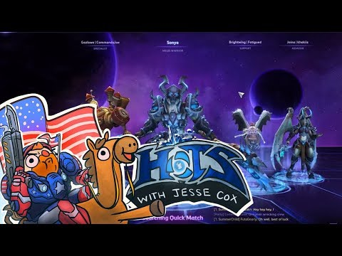 Heroes of the Storm - Team Summer Child