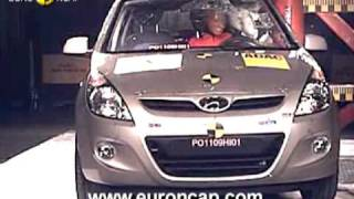 Euro NCAP | Hyundai i20 | 2009 | Crash test