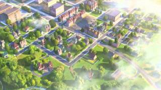 Клип с песней в исполнении Алины Губиной На большом воздушном шаре