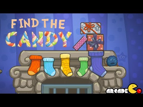 Find the Candy Walkthrough All Levels 1 - 20
