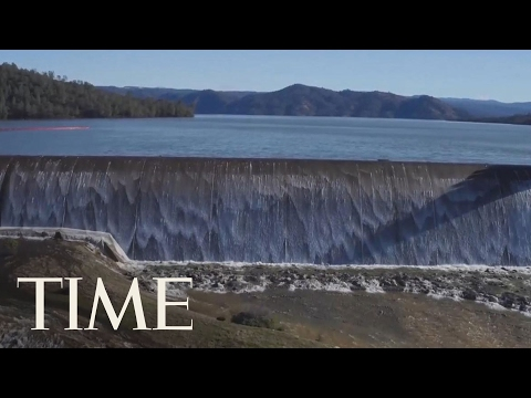 188,000 Told To Evacuate In California Over Warnings The Country's Tallest Dam Could Fail | TIME