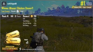 "€The Best Victoria on ""PUBG MOBILE"" in the world€ #### SOLO WITH 11 KILLS####"