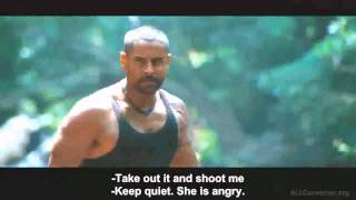 """VIkram: """"Would You Stay With Us?""""-Raavanan-HD"""