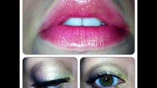 Glowing Refreshing Spring / Summer Smokey Make-Up Look Thumbnail