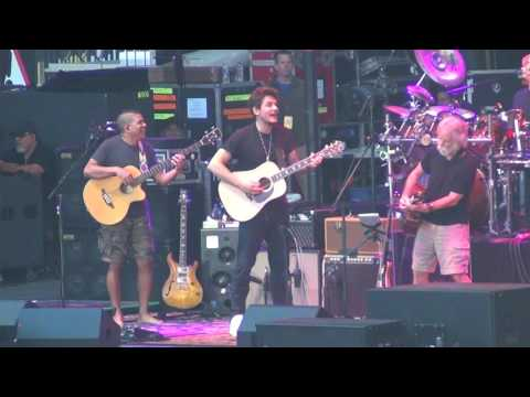 "Dead and Company – ""Friend of the Devil"" 6-10-17 Folsom Field Boulder, CO HD"