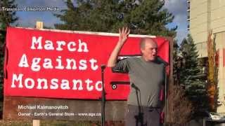March Against Monsanto - Earth
