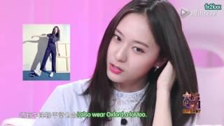 [ENG SUB] 160329 - Krystal Big Shot Interview