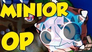 MINIOR OP! Pokemon Sun and Moon Minior Moveset and Minior Guide