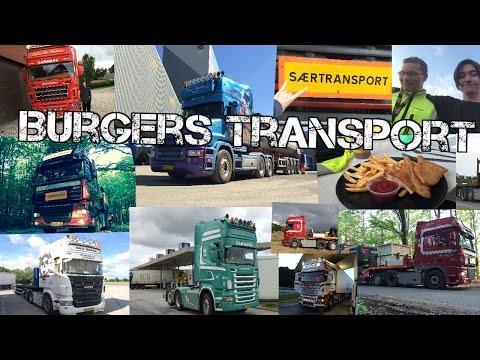 Burgers Transport - Episode 12 - Henrik Sørensen 3x34 special
