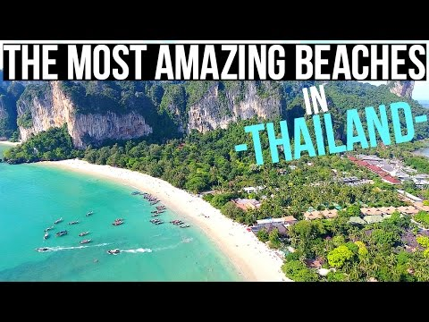 The Most Beautiful Beaches In Thailand!