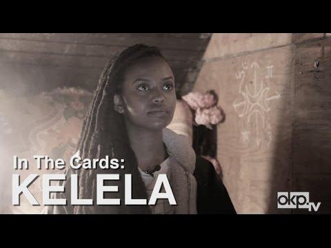 Kelela Gets Her Tarot Cards Read
