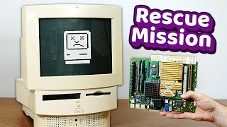 Rescuing my Childhood Mac LC575 (And Upgrading the BEJEEZUS out of it!) Part 1