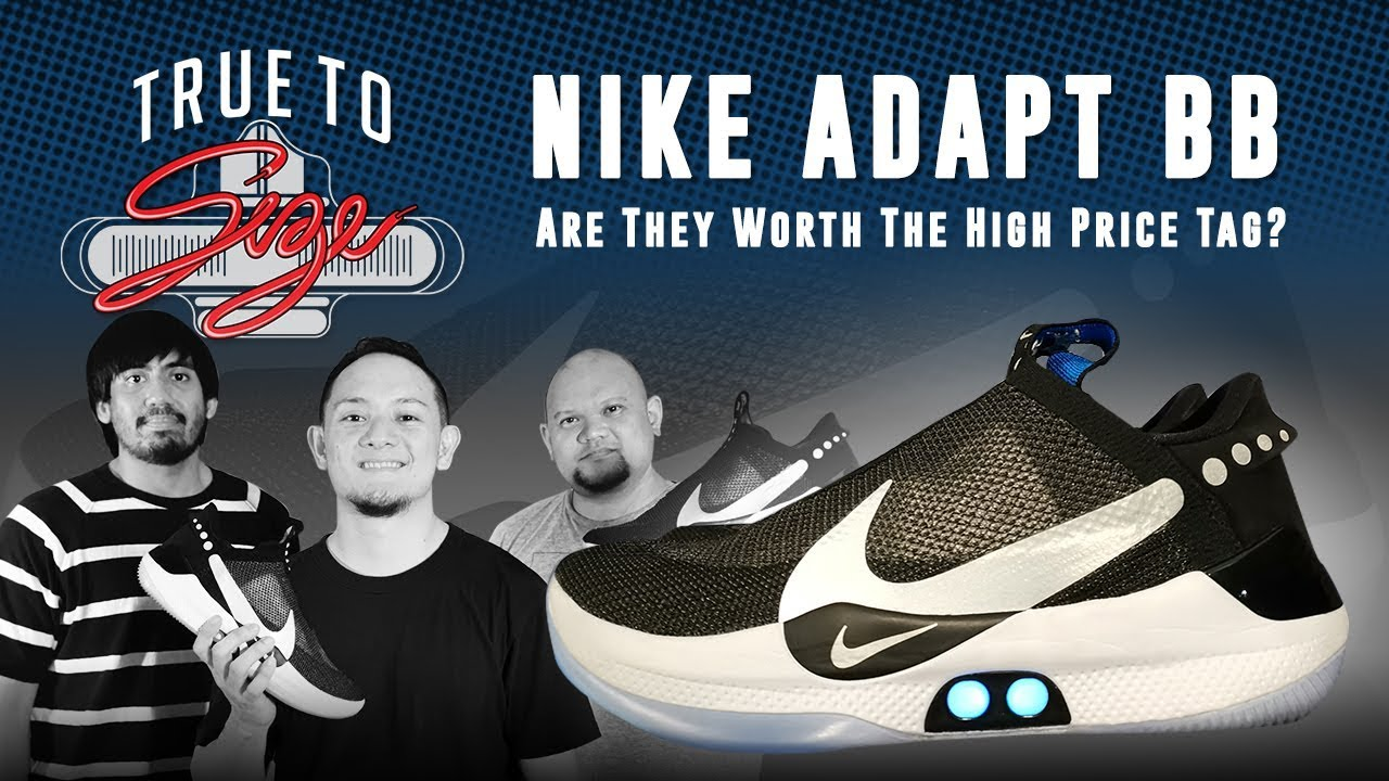 Nike Adapt BB: Are They Worth The High