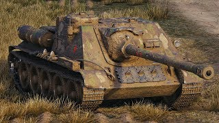 World of Tanks SU-100 - 7 Kills 4,7K Damage