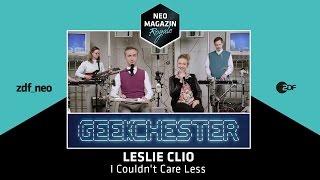 Leslie Clio feat. Geekchester -