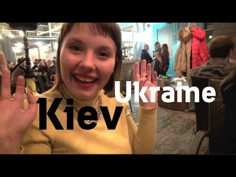 Kiev Ukraine Travel Guide Video