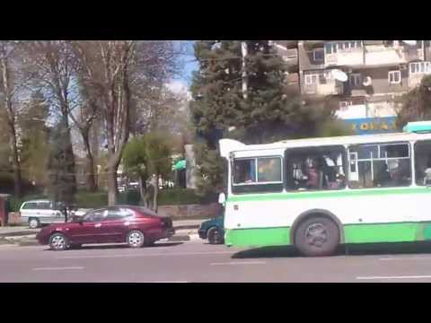 Electric Bus in Tajikistan