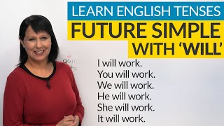 "Download lagu Learn English Tenses: FUTURE SIMPLE with ""WILL"""